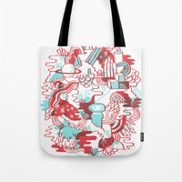 Space Deluxe Tote Bag