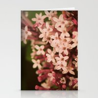 Sweet Lilac Breeze Stationery Cards