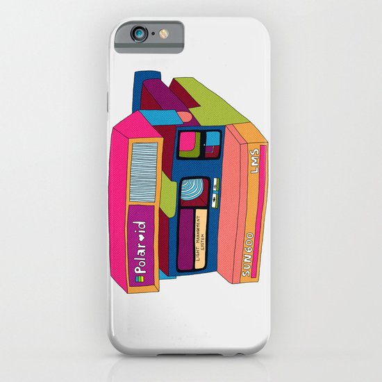 Captures Great Moments (color fun) iPhone & iPod Case