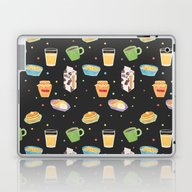Yummy Breakfast Laptop & iPad Skin