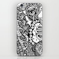 Bizarre iPhone & iPod Skin