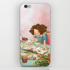 Foodie iPhone & iPod Skin