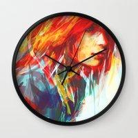 Airplanes Wall Clock