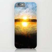 iPhone & iPod Case featuring Morning by Rendog1977