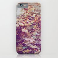 Autumn Path iPhone 6 Slim Case