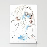 Winter 2016, Watercolor Stationery Cards