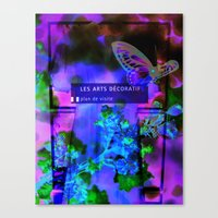Etheral Canvas Print
