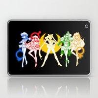 Sailor Scouts / Sailor Moon Laptop & iPad Skin