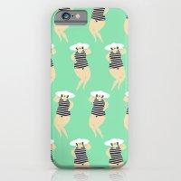Bathing Beauties iPhone 6 Slim Case