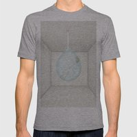 amechanic point Mens Fitted Tee Athletic Grey SMALL