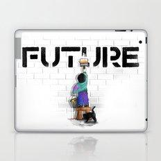 No Future Laptop & iPad Skin