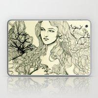 Inverted Mermaid Laptop & iPad Skin