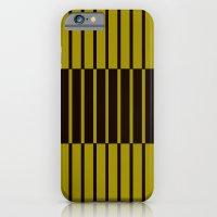 Quagga Zebras Play Piano Duet iPhone 6 Slim Case