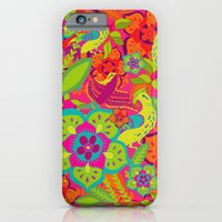 iPhone & iPod Case featuring Birds in Hiding by Aimee St Hill