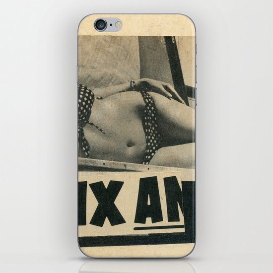 Temporary Fix iPhone & iPod Skin