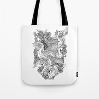 The Six Swans Tote Bag