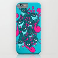 iPhone & iPod Case featuring Of The Beholder V2 by Steve Wierth