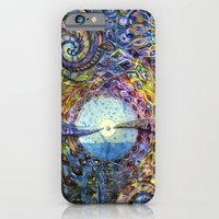 iPhone & iPod Case featuring Water Consciousness by JustinPotts