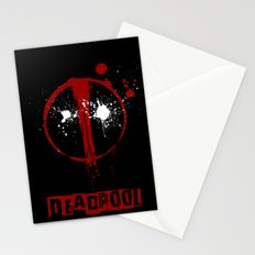 Deadpool. Stationery Cards