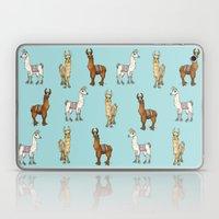 Llama-rama! Laptop & iPad Skin