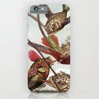 iPhone & iPod Case featuring Flying fish 2 by Emily A Robertson