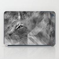 Broken Lynx iPad Case