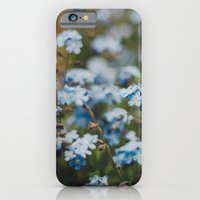 Forget-Me-Not iPhone 6 Slim Case