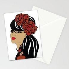 Flamenco Dancer | Spanish Girl | Fashion Illustration Stationery Cards