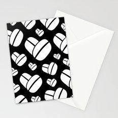 Bold Says Nothing – Black Stationery Cards