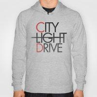 City Light Drive Hoody