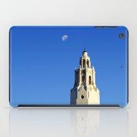 Spanish Tower iPad Case