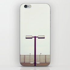 street light iPhone & iPod Skin