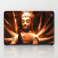 durga, indian goddess iPad Case