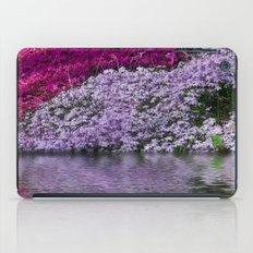 A Colorful River iPad Case