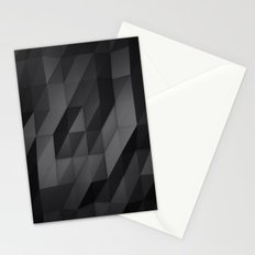 Faceted Stationery Cards