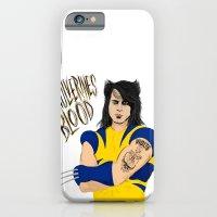 Wolverine's Blood iPhone 6 Slim Case