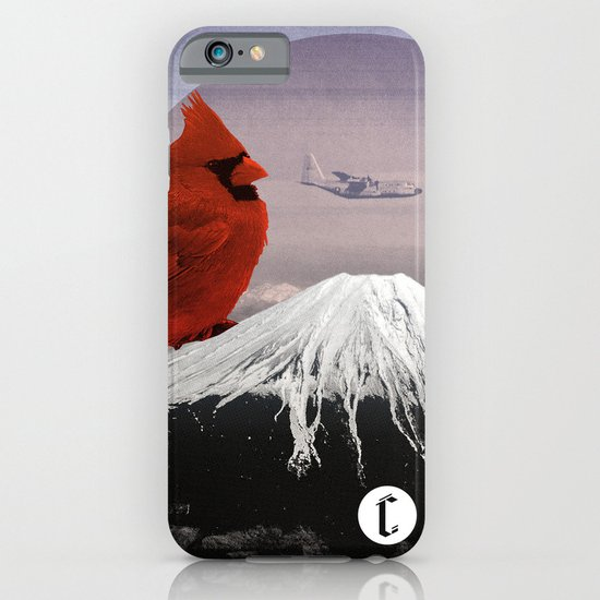 Mountain Song iPhone & iPod Case