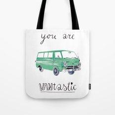 you are VANtastic Tote Bag