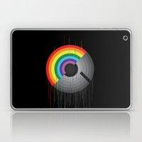 Rainbow Album  Laptop & iPad Skin