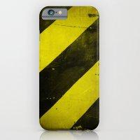 Warning II! iPhone 6 Slim Case