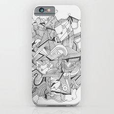 Art of Geometry 3 iPhone 6 Slim Case