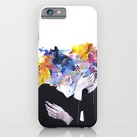 iPhone Cases featuring intimacy on display by agnes-cecile