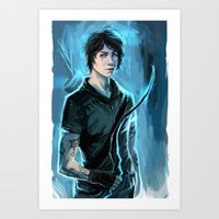 Alec Lightwood Art Print