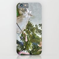 iPhone & iPod Case featuring A Spark in the Trees by Avaviel