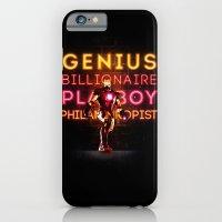 Iron Man: Genius Billion… iPhone 6 Slim Case