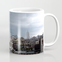 Taking The City By Storm Mug