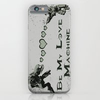 iPhone & iPod Case featuring Be My Love Machine - Halo by Canis Picta