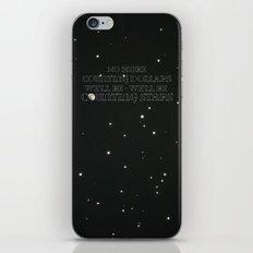 OneRepublic ; Counting Stars iPhone & iPod Skin