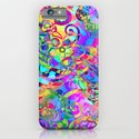 Kaleidoscope Fantasy iPhone & iPod Case