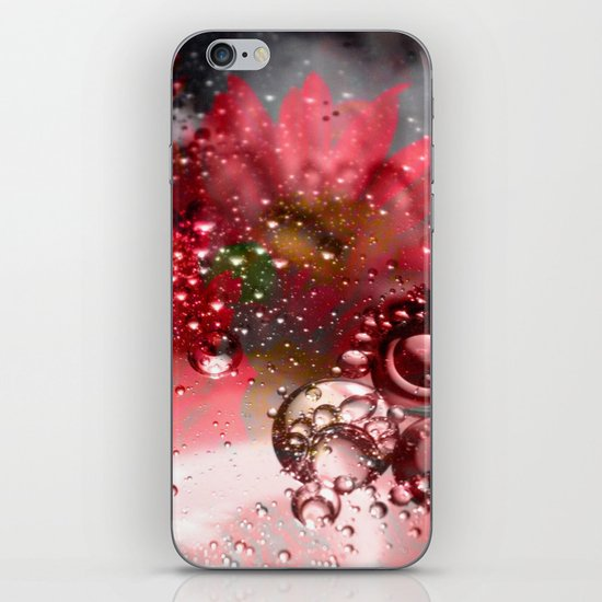 inflorescence beads iPhone & iPod Skin